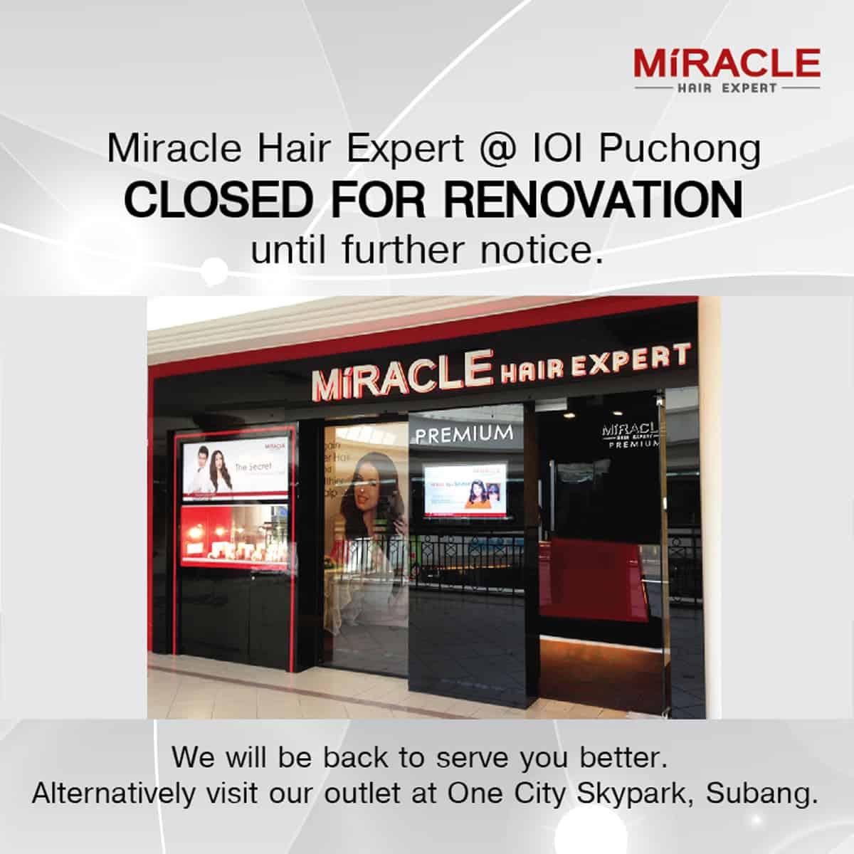 PCH under renovation